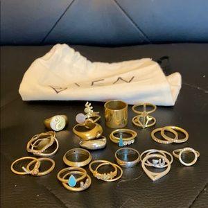 Madewell Ring Bundle